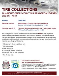 Icon of 2018 Tire Collection Flyer