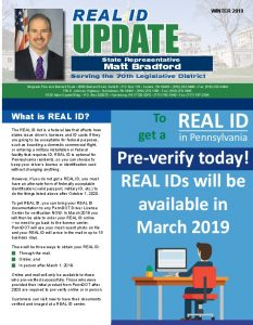 Icon of REAL ID