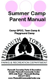 Icon of PARENT MANUAL 2019