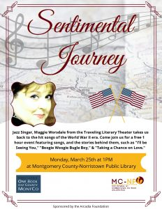 Icon of SentimentalJourney-March25thFLYER