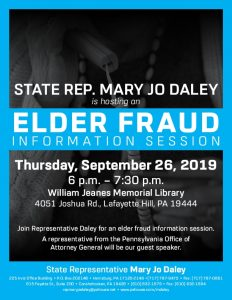 Icon of 148 Elder Fraud Info Session Flyer 0719
