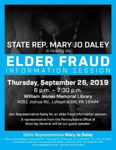 Icon of 148 Elder Fraud Info Session Flyer 0719
