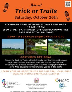 Icon of Trick Or Trails Flyer