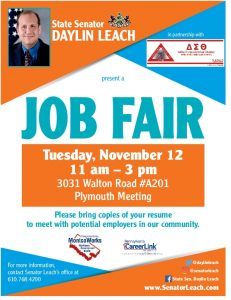 Icon of Job Fair