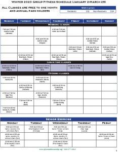Icon of Land 2020 Schedule