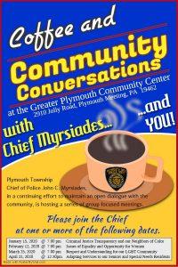 Icon of Community Conversations