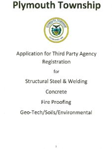 Icon of Third Party Registration