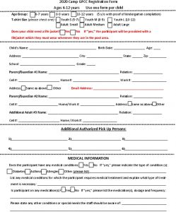Icon of 5-12 Years Registration Form 20