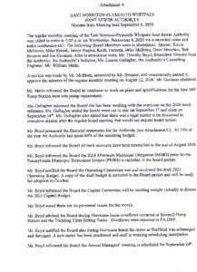 Icon of 9a. ENPWJSA - September 2020 Minutes