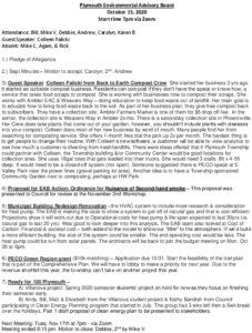Icon of 6. Environmental Advisory Board - October 2020 Minutes