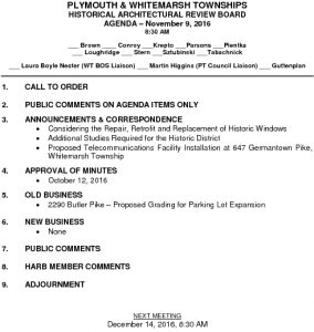 Icon of 8. Historical Architectural Review Board - November 9, 2016