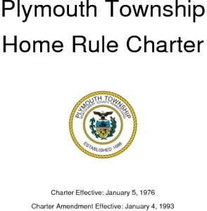 Icon of Home Rule Charter