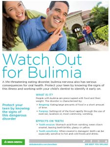 Icon of Bulimia - Flyer