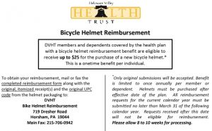Icon of Bike Helmet Reimbursement