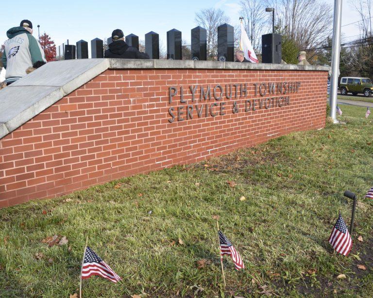 Veterans Day Monument